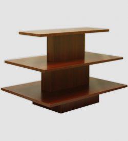 Rectangular shape showcase