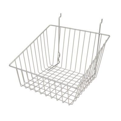Sloped Front Basket